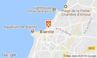 Mapa Biarritz Estúdio 112149