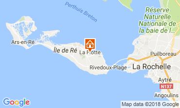 Mapa La Flotte en Ré Casa 17085
