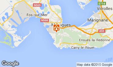 Mapa Martigues Vivenda 98149