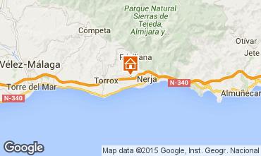 Mapa Nerja Vivenda 90036