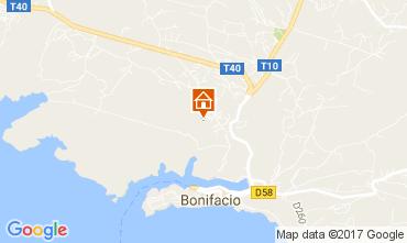 Mapa Bonifacio Apartamentos 108122