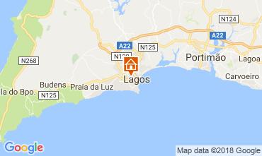 Mapa Lagos Apartamentos 114075