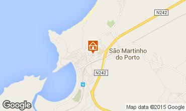 Mapa São Martinho do Porto Apartamentos 98974