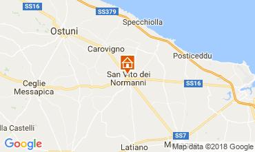 Mapa Ostuni Vivenda 95258