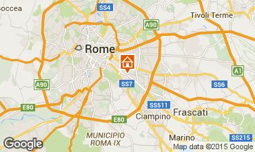 Mapa Roma Apartamentos 67093