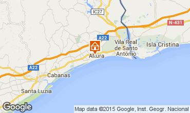 Mapa Altura Vivenda 84772