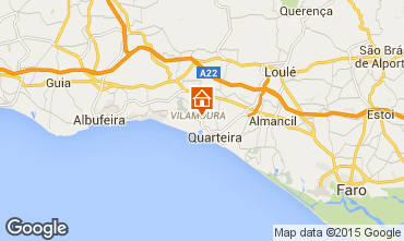 Mapa Vilamoura Vivenda 38363