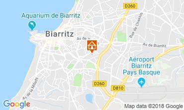 Mapa Biarritz Casa 83182
