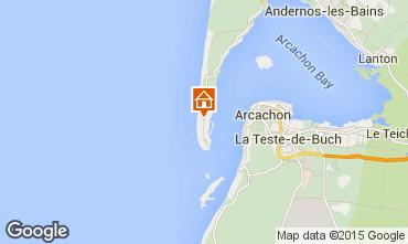 Mapa Cap Ferret Vivenda 9371