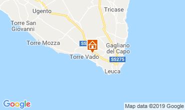 Mapa Santa Maria di Leuca Vivenda 71686