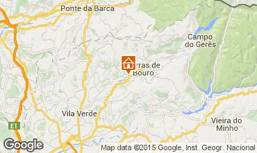 Mapa Terras de Bouro Vivenda 58581