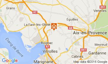 Mapa Marselha Vivenda 80278