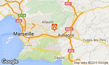 Mapa Marselha Apartamentos 62770