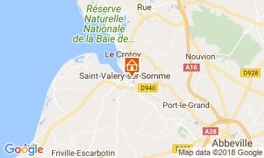 Mapa Saint Valéry sur Somme Apartamentos 113809