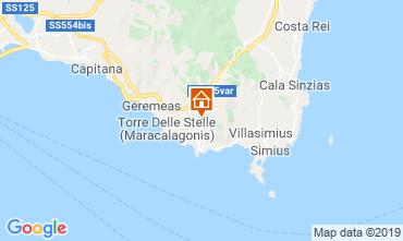 Mapa Villasimius Vivenda 59840