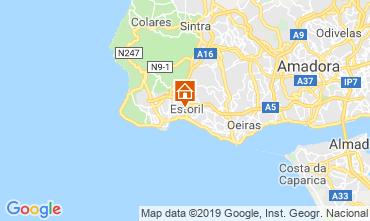 Mapa Cascais Vivenda 97072