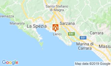 Mapa Lerici Apartamentos 47626