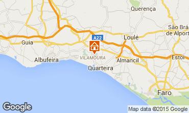 Mapa Vilamoura Vivenda 16302