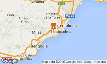 Mapa  Benalm�dena Vivenda 9621