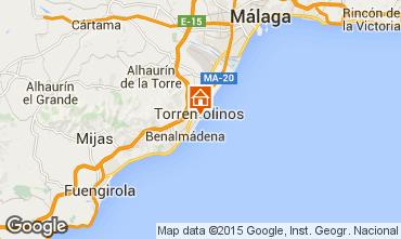 Mapa Torremolinos Est�dio 32036