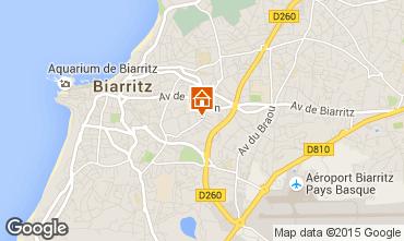 Mapa Biarritz Casa 81120