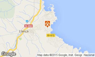 Mapa Llan�a Apartamentos 76561