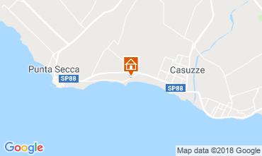 Mapa Marina di Ragusa Vivenda 116102