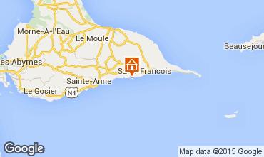 Mapa Saint Francois Est�dio 62138