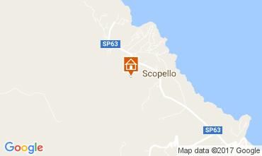 Mapa Scopello Vivenda 101142