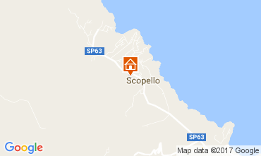 Mapa Scopello Apartamentos 107603