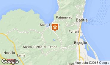 Mapa Saint Florent Vivenda 90096