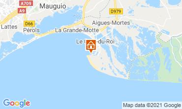 Mapa Le Grau du Roi Apartamentos 104513