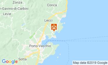 Mapa Porto Vecchio Vivenda 95175