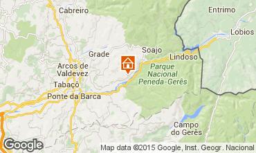 Mapa Arcos de Valdevez Casa de turismo rural/Casa de campo 62019