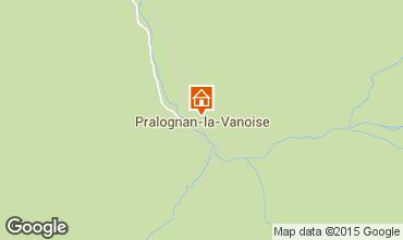 Mapa Pralognan la Vanoise Apartamentos 86211