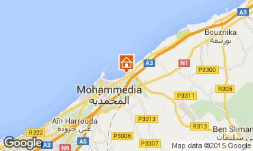 Mapa Mohammedia Apartamentos 52046