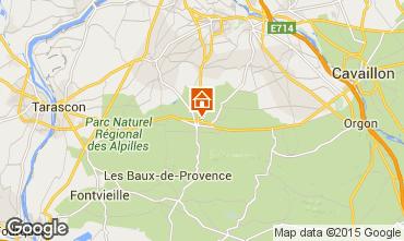 Mapa Saint Rémy de Provence Casa 90715