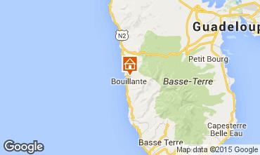 Mapa Bouillante Casa de turismo rural/Casa de campo 85208