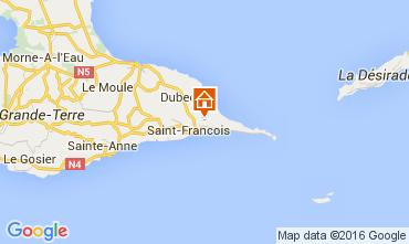 Mapa Saint Francois Casa de turismo rural/Casa de campo 104838