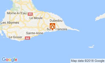 Mapa Saint Francois Apartamentos 113829