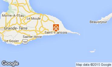 Mapa Saint Francois Vivenda 92040