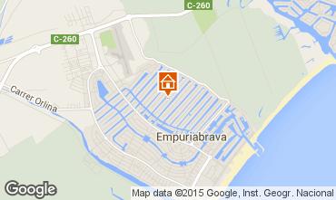 Mapa Empuriabrava Vivenda 99396