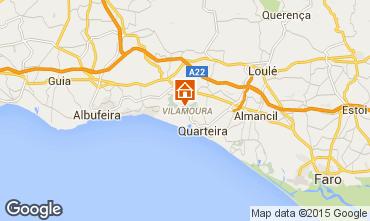 Mapa Vilamoura Apartamentos 68939