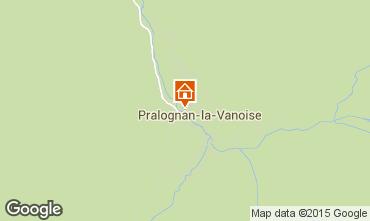 Mapa Pralognan la Vanoise Apartamentos 89173
