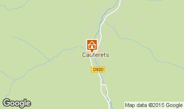 Mapa Cauterets Apartamentos 56119