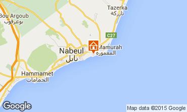 Mapa Nabeul Vivenda 71689
