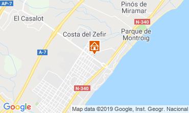 Mapa Miami Playa Vivenda 119438