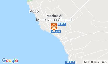 Mapa Gallipoli Casa 51068