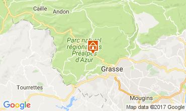 Mapa Grasse Vivenda 108424