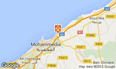 Mapa Mohammedia Apartamentos 66315